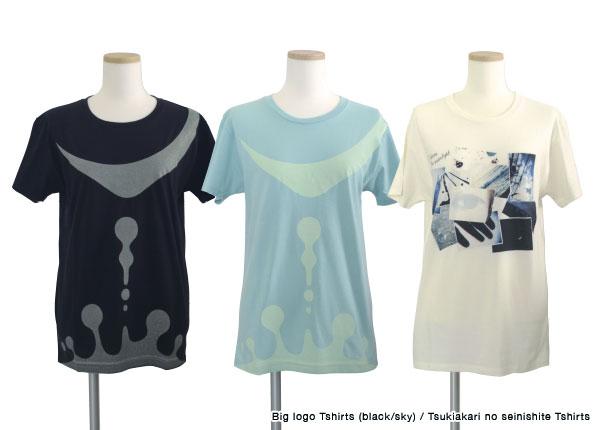 BIGロゴTシャツ/月明かりのせいにしてTシャツ